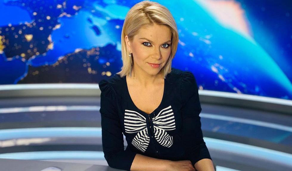 Prezentatoarea PRO TV Andreea Marinescu a fost depistată cu coronavirus
