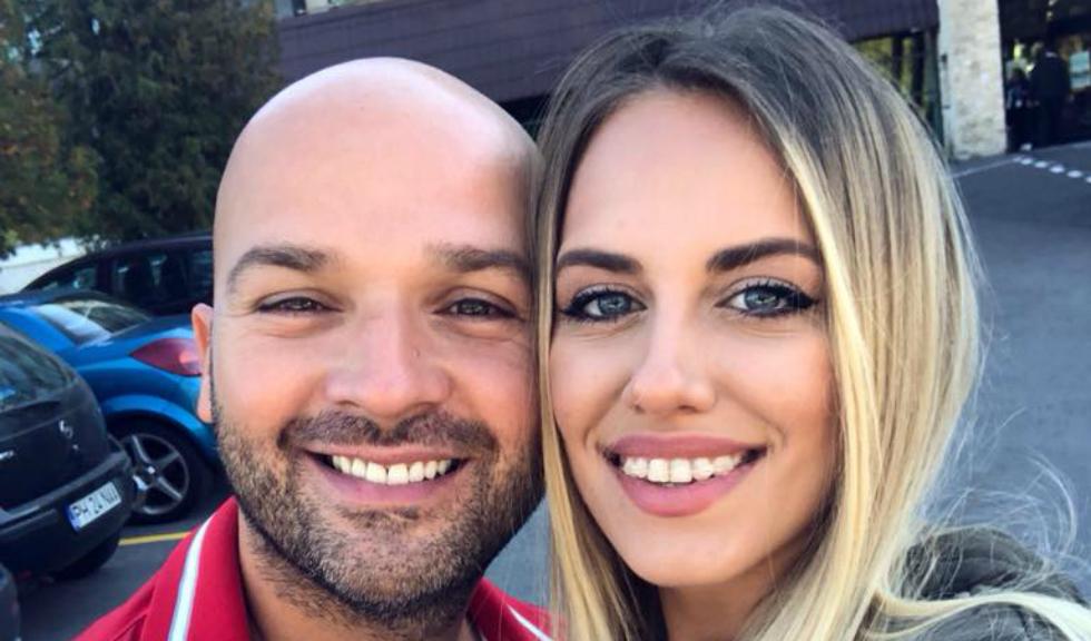 Andrei Ștefănescu și soția lui, Antonia, au divorțat