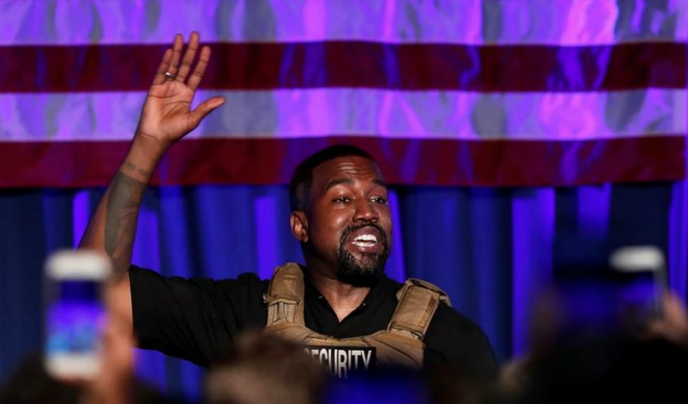 Câte voturi a obținut Kanye West în cursa pentru președinția SUA