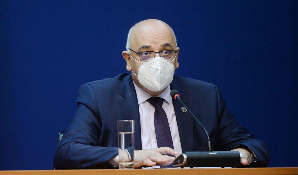 Raed Arafat, precizări despre carantinarea Bucureștiului și campania de vaccinare împotriva coronavirusului