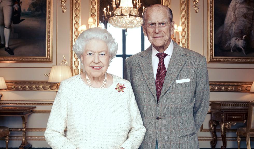Regina Elisabeta a II-a și Prințul Philip au împlinit 73 de ani de căsătorie