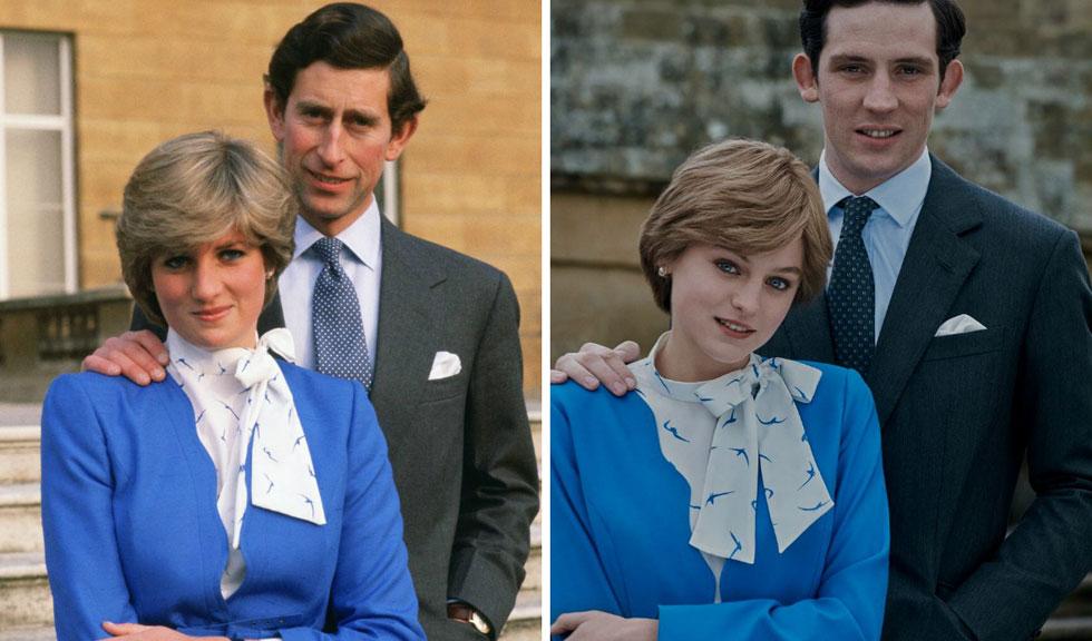 """Familia Regală Britanică critică noul sezon al serialului The Crown: """"exploatează"""" căsătoria lui Charles cu Diana"""
