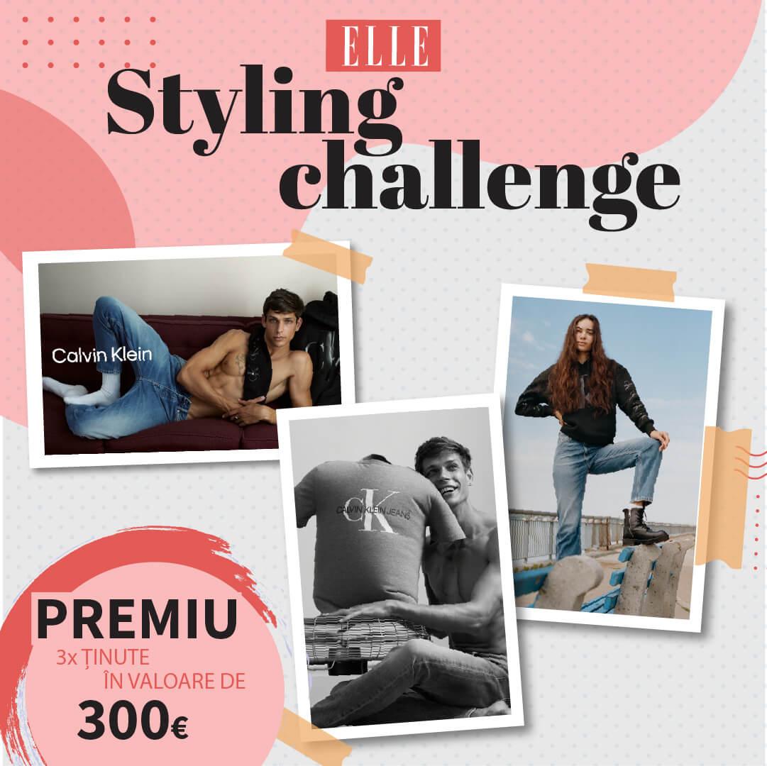 "REGULAMENT OFICIAL CAMPANIE  : "" ELLE Styling Challenge"""