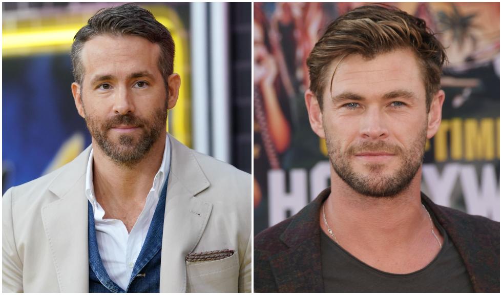 Disputa dintre Chris Hemsworth și Ryan Reynolds ia amploare