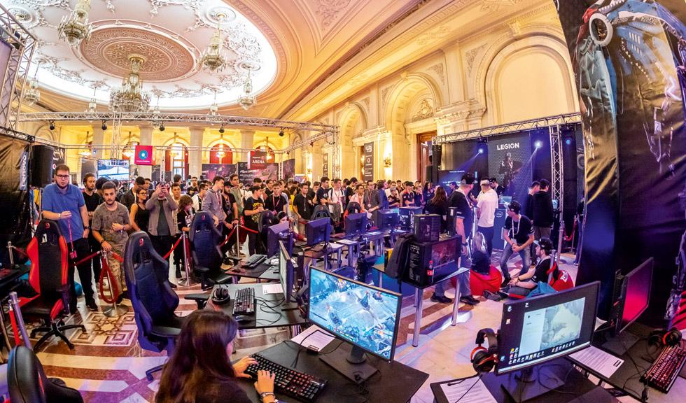 Unde sunt femeile din industria de gaming?