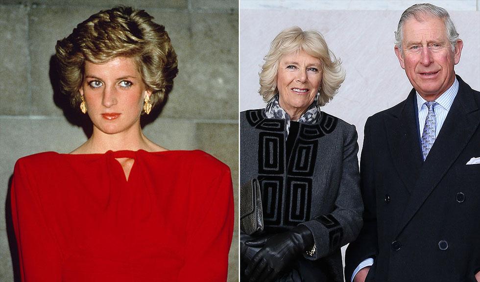 Fanii Prințesei Diana critică felicitarea de Crăciun cu Prințul Charles și Camilla Bowles