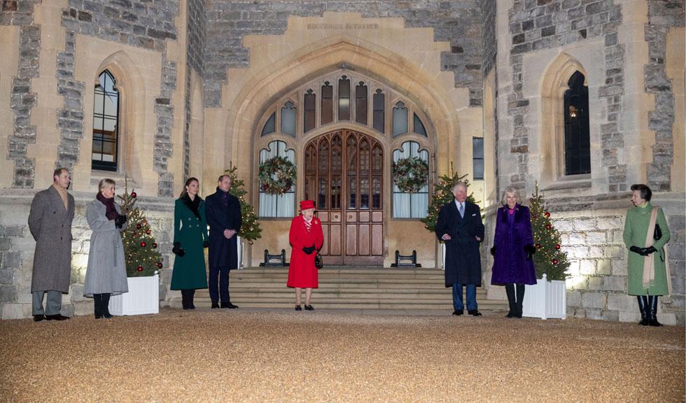 Famila regală britanică s-a reunit pentru prima dată de la debutul pandemiei de coronavirus