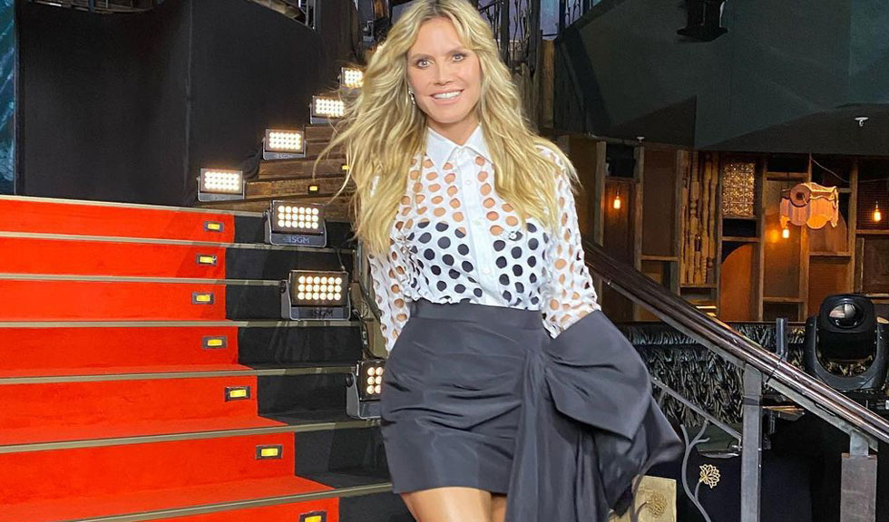La numai 16 ani, fiica lui Heidi Klum și-a făcut debutul în modelling pe coperta Vogue