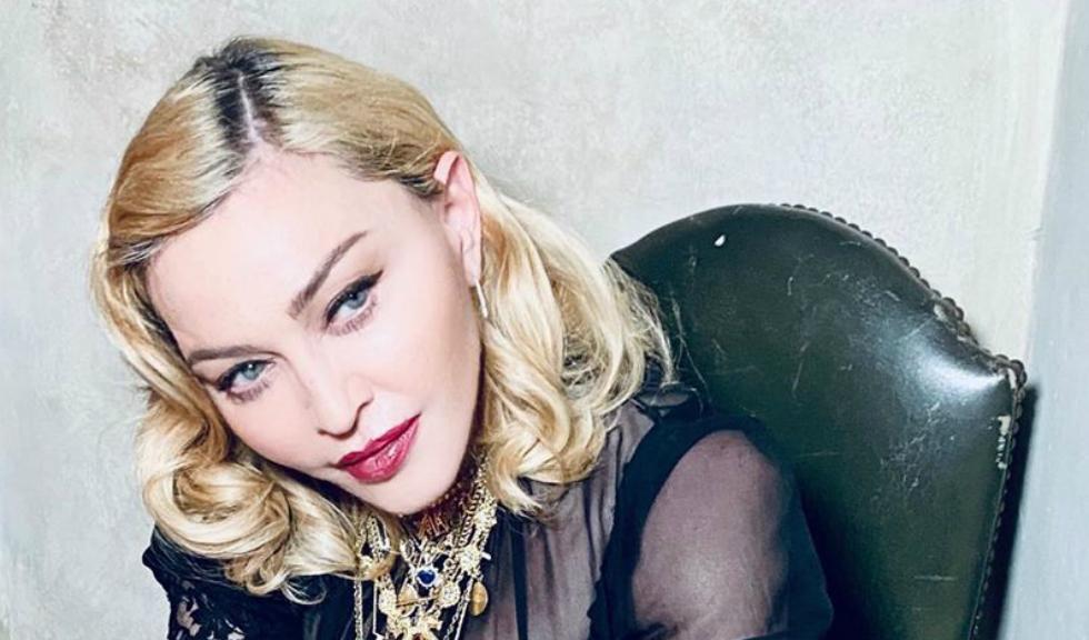 Madonna a dezvăluit imagini cu cicatricile sale