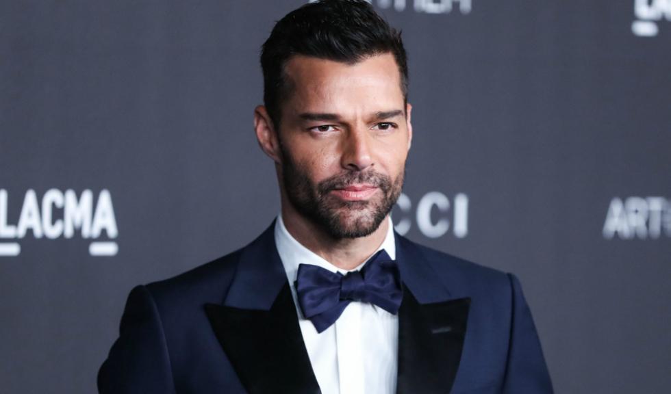 Ricky Martin a făcut publică o imagine adorabilă cu fiul lui, Renn
