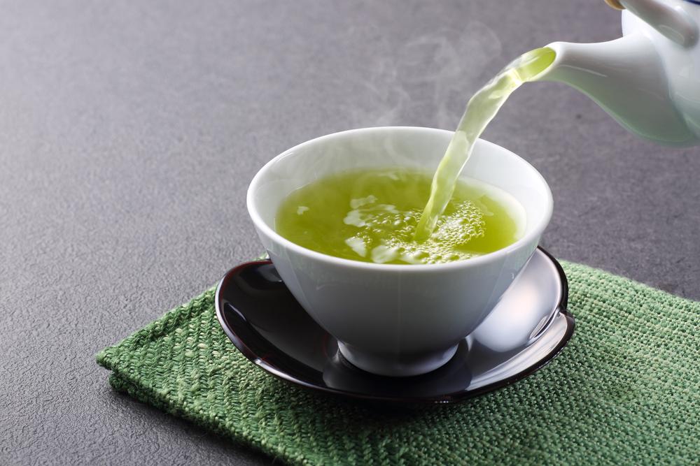 (P) Slăbește cu ceai verde