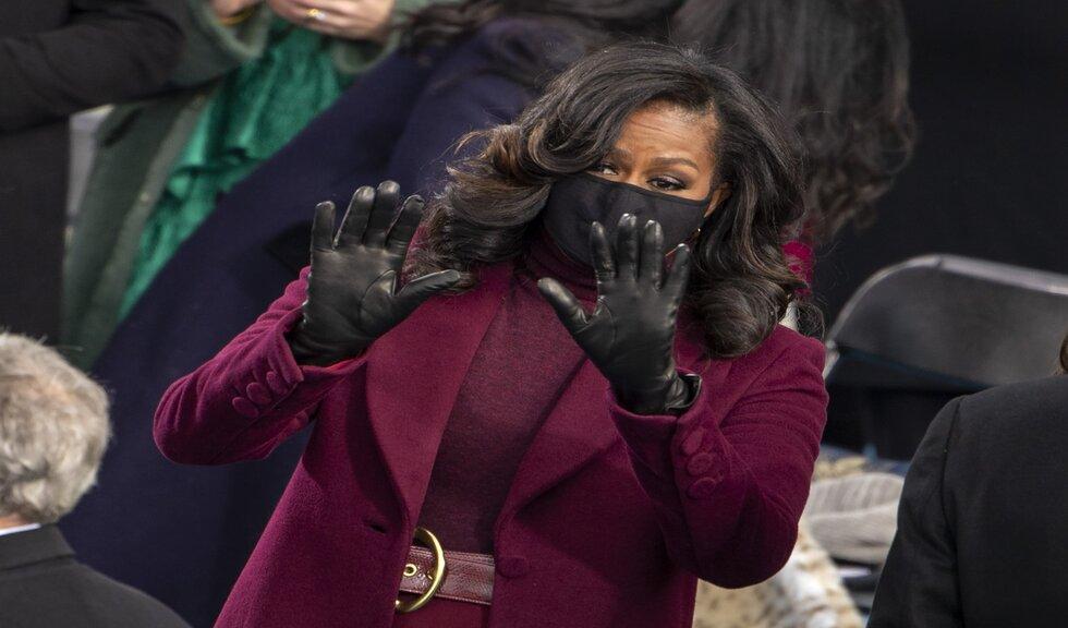 De ce a țipat Michelle Obama la soțul ei în timpul învestirii lui Joe Biden