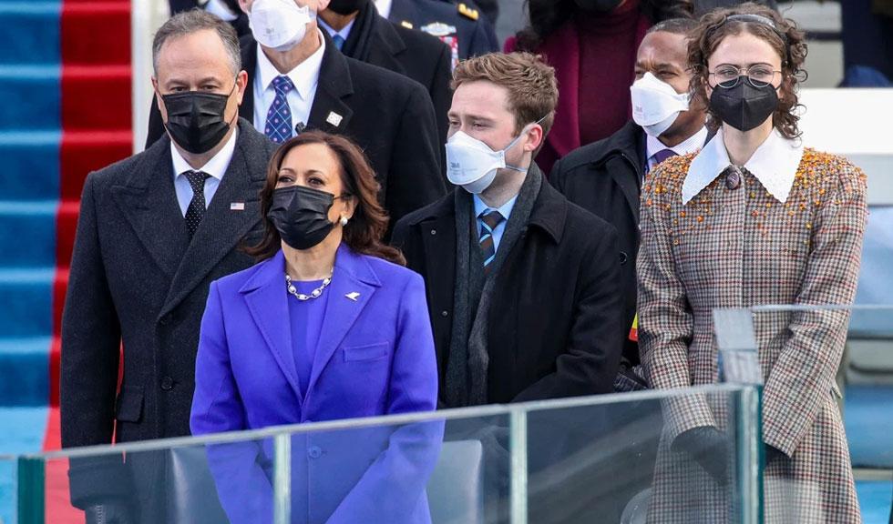 Ella Emhoff, fiica vitregă a Kamalei Harris, a fost starul neașteptat al ceremoniei de învestire a lui Joe Biden