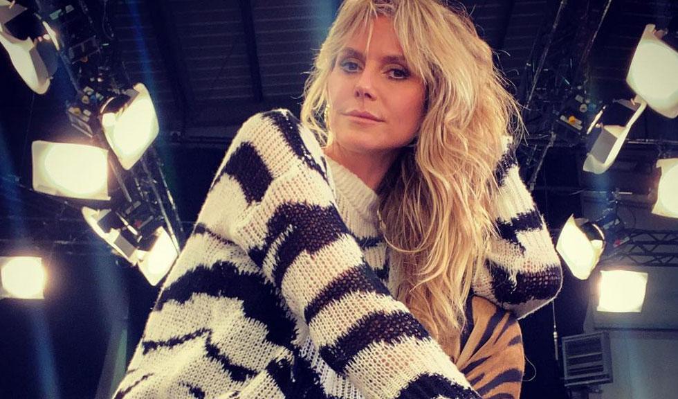 Fiica lui Heidi Klum și-a făcut debutul pe catwalk