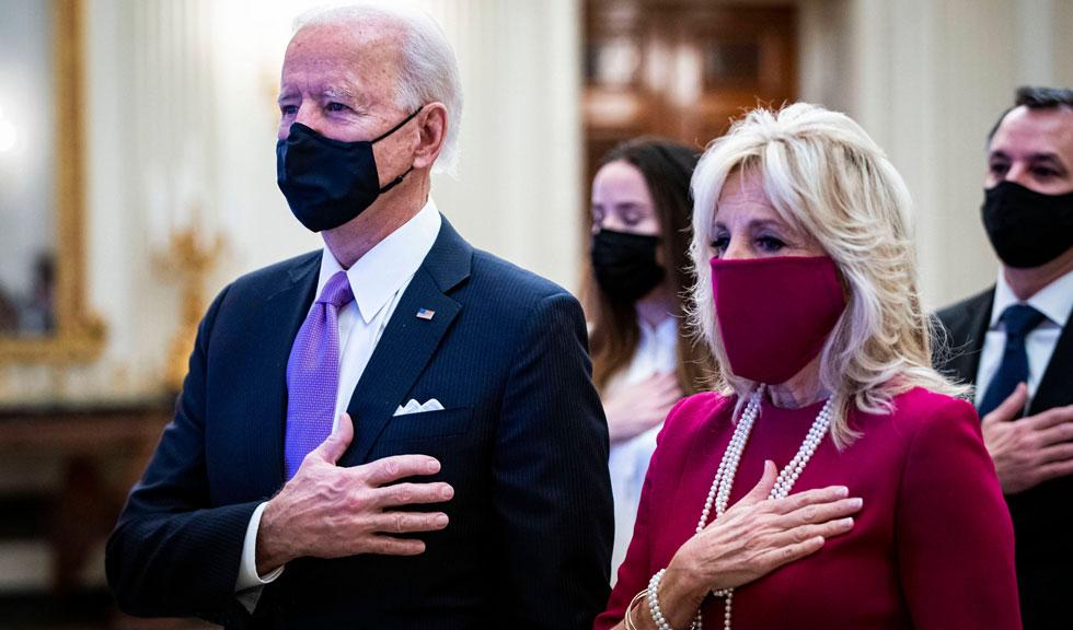Primul eveniment al lui Jill Biden în calitate de Prima Doamnă a SUA