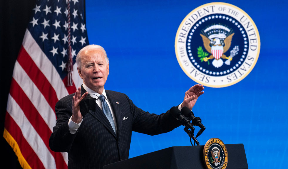 Major și Champ, câinii lui Joe Biden, s-au instalat la Casa Albă