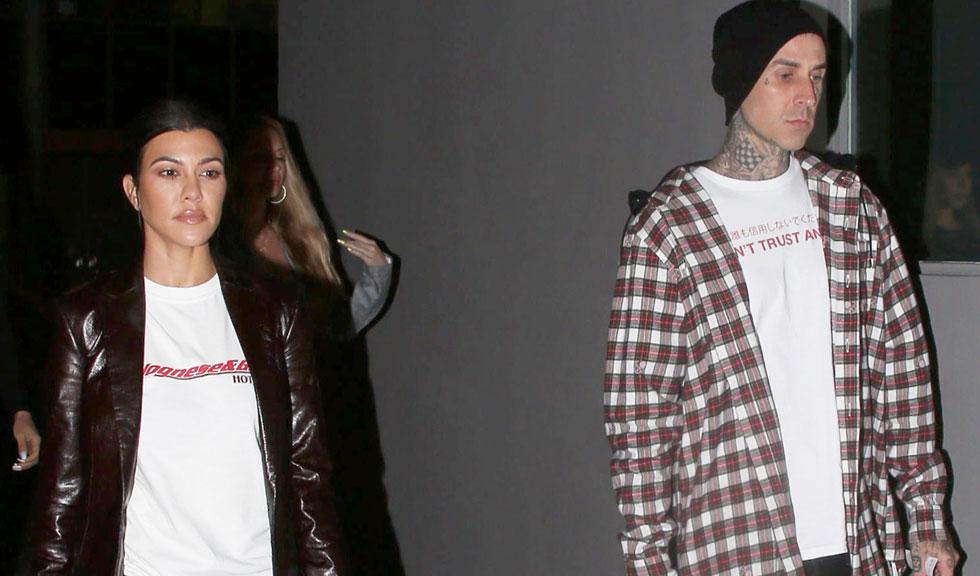 Kourtney Kardashian și Travis Barker formează un cuplu