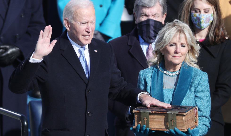 Joe Biden a depus jurământul ca al 46-lea președinte al SUA