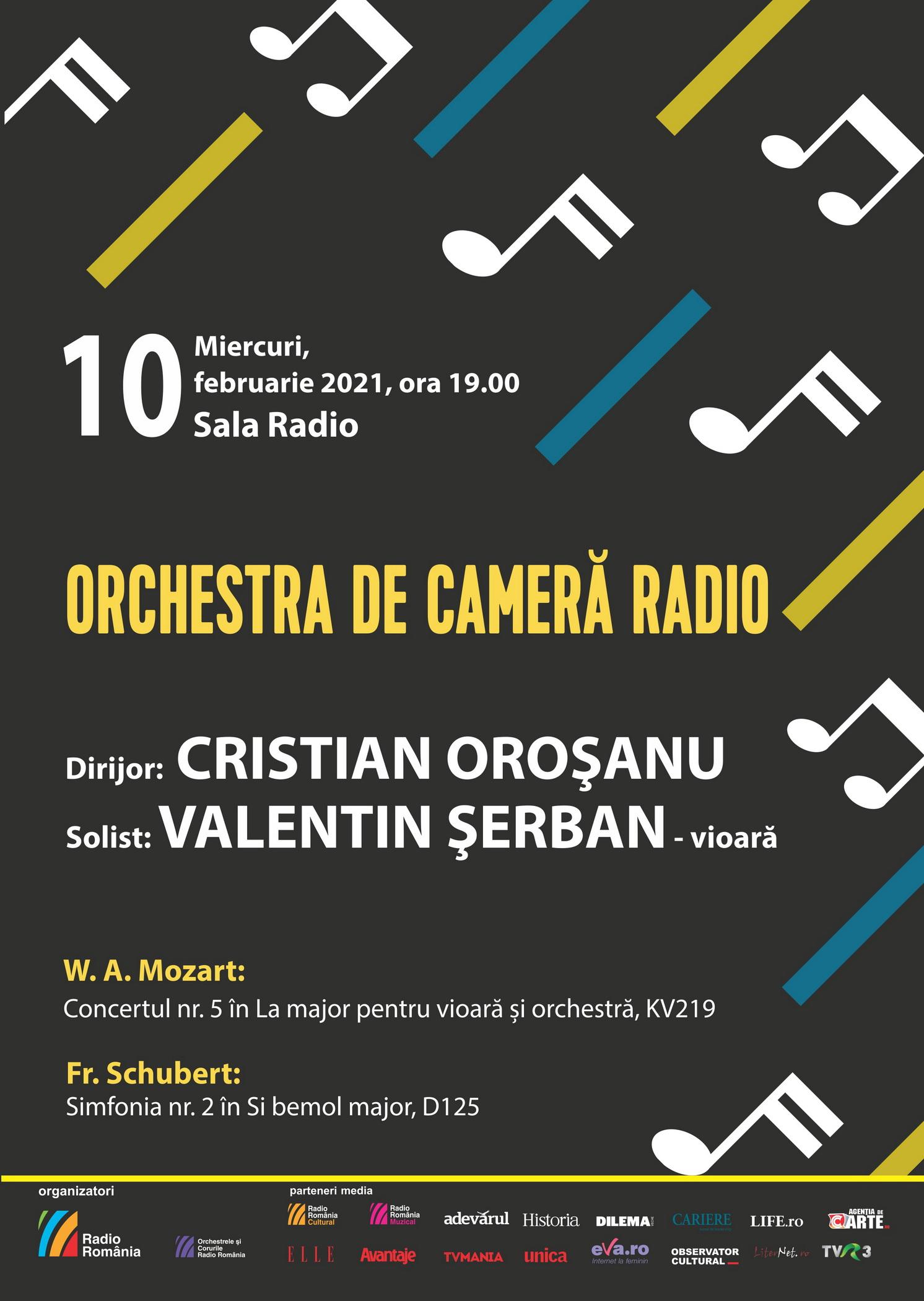 (P) LIVE de la SALA RADIO: Călătorie în Viena imperială și Seară de JAZZ