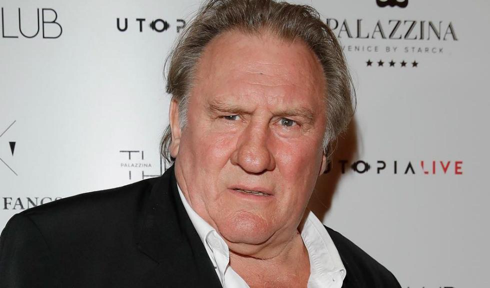 Gerard Depardieu e acuzat oficial de viol și agresiune sexuală