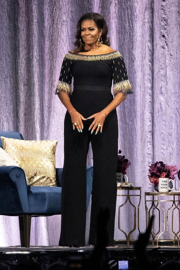 Michelle Obama, într-o ipostază inedită, cum nu ai mai văzut-o până acum