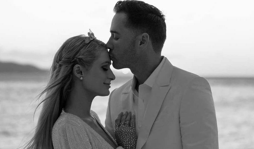 Paris Hilton și Carter Reum s-au logodit