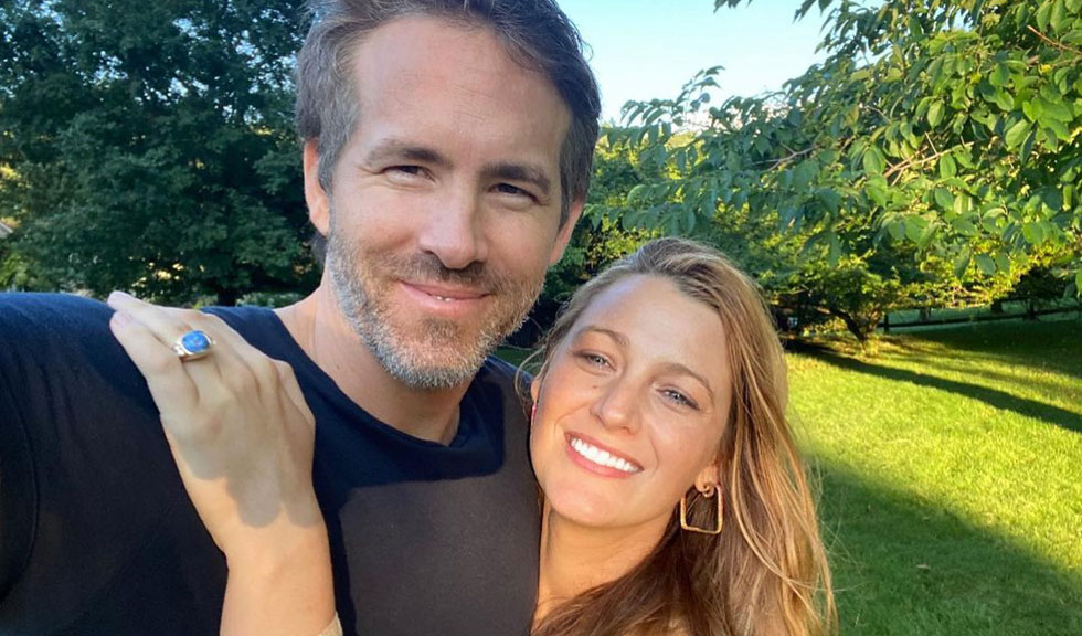 Blake Lively și Ryan Reynolds, autorii celor mai inedite și amuzante urări de Ziua Îndrăgostiților
