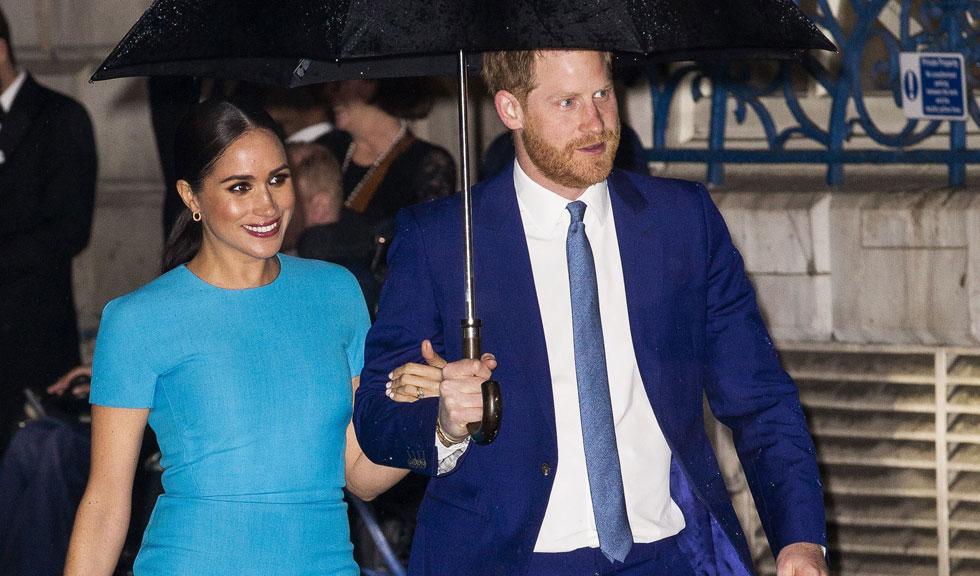 Prințul Harry și Meghan Markle ar putea rămâne fără toate titlurile și patronajele regale