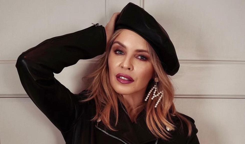 Kylie Minogue s-a logodit?