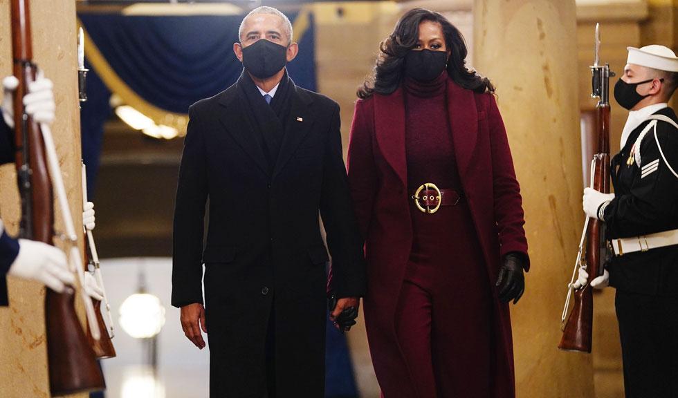 Ce crede Barack Obama despre ținuta purtată de Michelle la învestirea lui Joe Biden