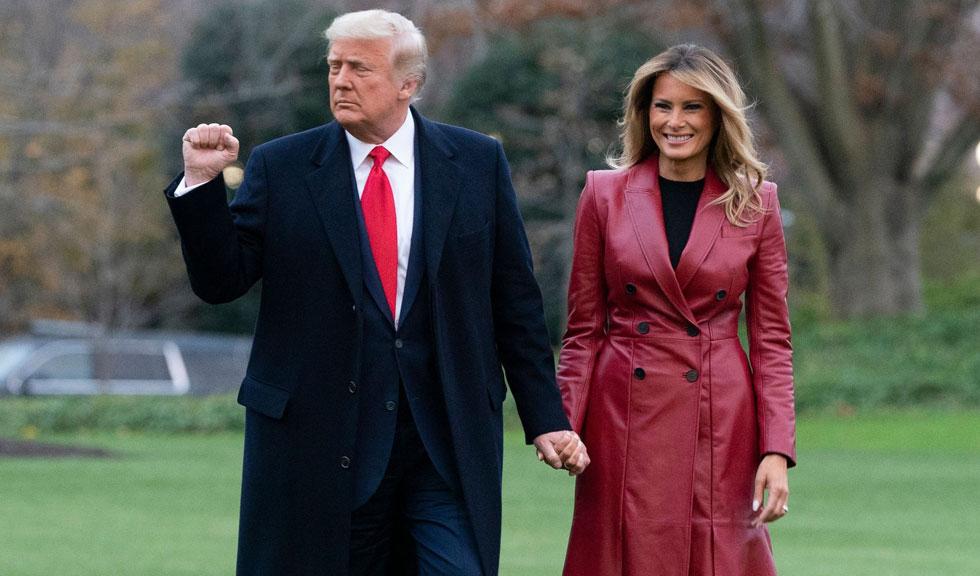 Postările făcute de Melania Trump cu ocazia Zilei Îndrăgostiților au devenit virale, iar motivul este bineîntemeiat