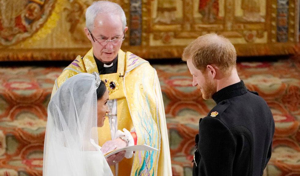 Arhiepiscopul de Canterbury, dezvăluiri despre nunta lui Meghan Markle cu Prințul Harry