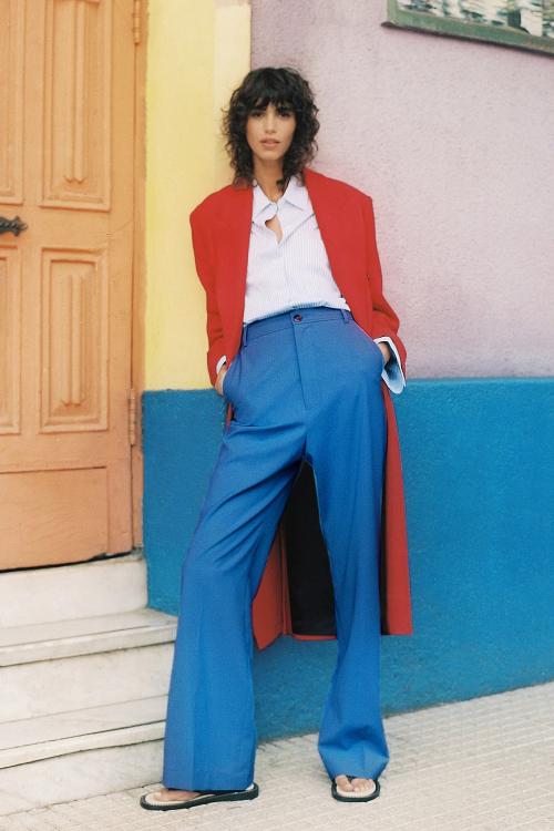 Cele mai HOT & cool modele de pantaloni wide-leg