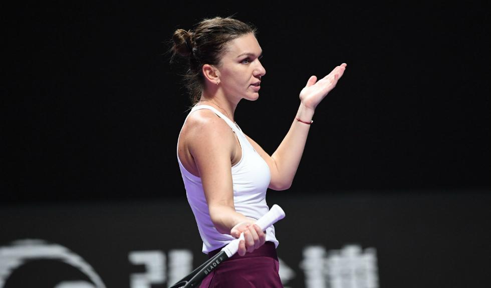 Simona Halep s-a retras din competiția din Dubai, din cauza unei probleme de sănătate