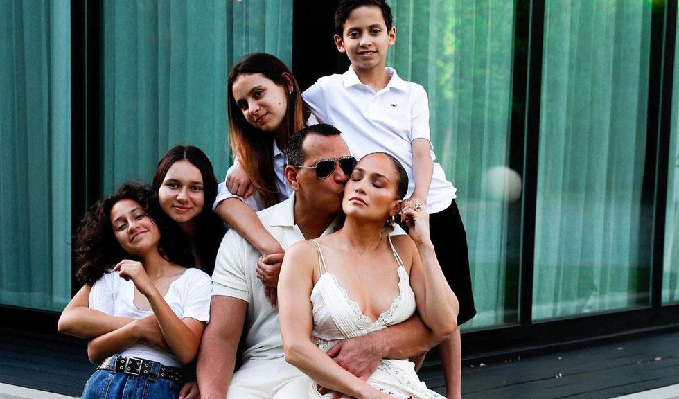 Cum au reacționat copiii lui Alex Rodriguez & Jennifer Lopez la știrea că cei doi s-au despărțit