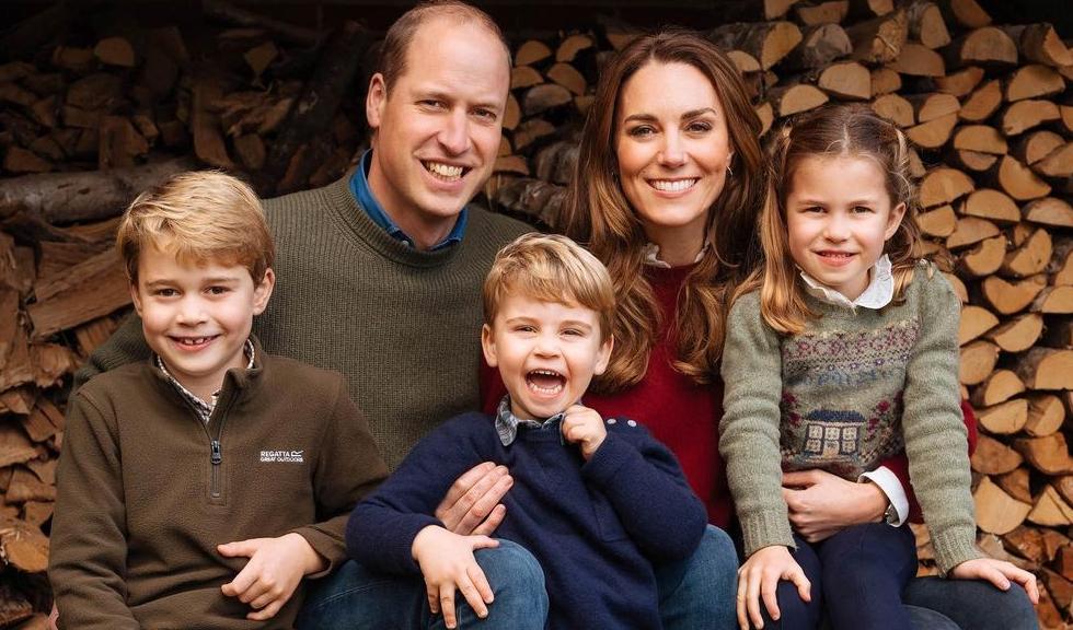 Copiii Prințului William și ai lui Kate Middleton au făcut un gest impresionant pentru regretata lor bunică, Prințesa Diana