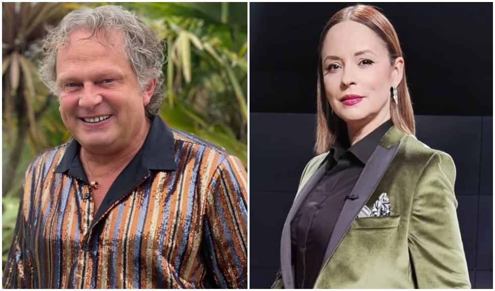 Leonard Miron lansează acuzații dure la adresa Andreei Marin. Ce îi răspunde prezentatoarea TV?