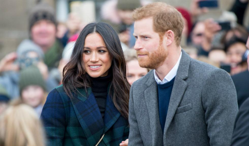 Meghan Markle dă vina pe Palatul Buckingham pentru zvonurile false despre ea și Prințul Harry
