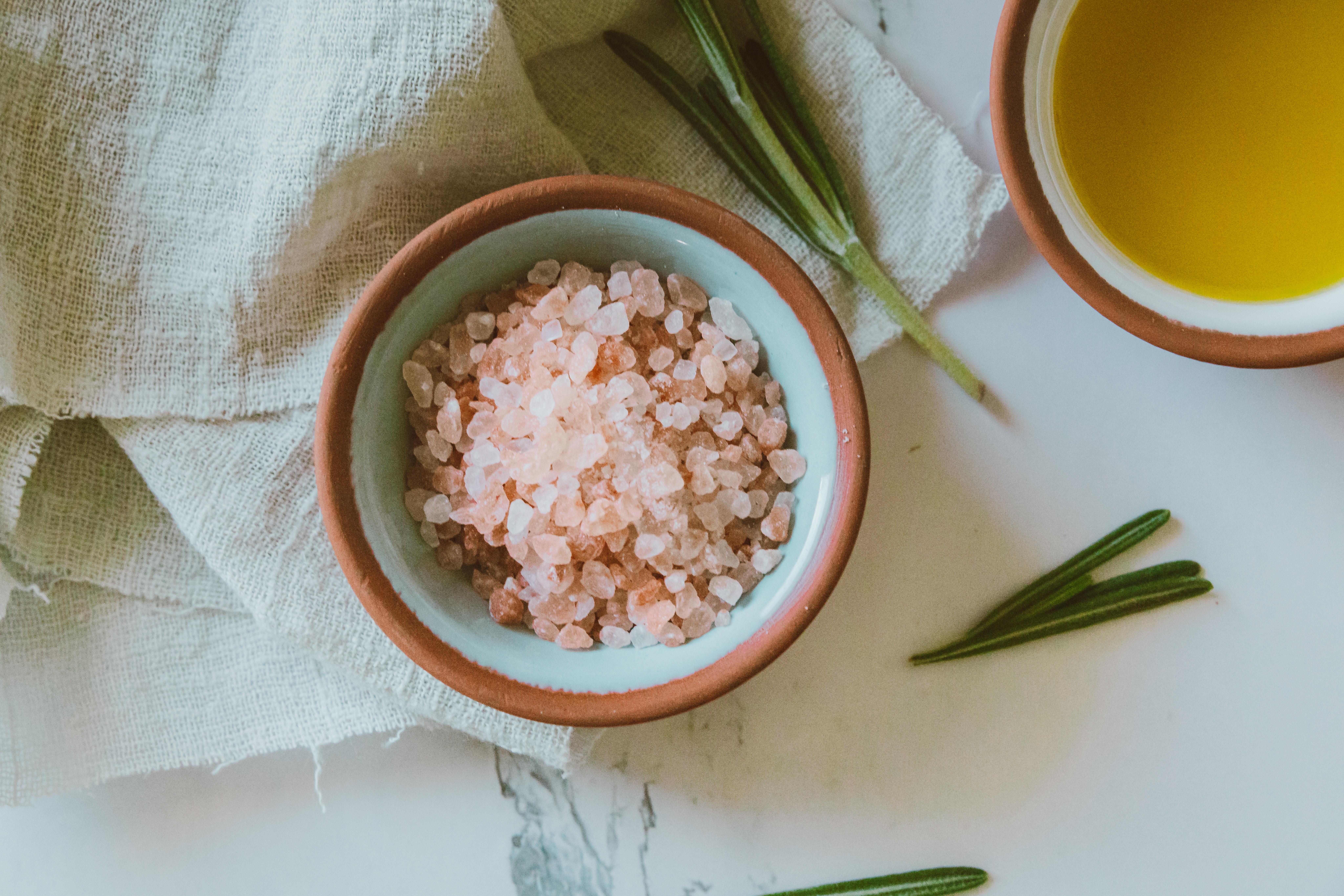(P) Săruri pentru baie vegane – tratamentul SPA de acasă