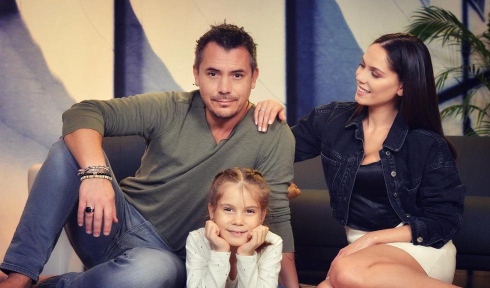 Mesajele transmise de Răzvan și Irina Fodor pentru fiica lor, Diana, care a împlinit 10 ani