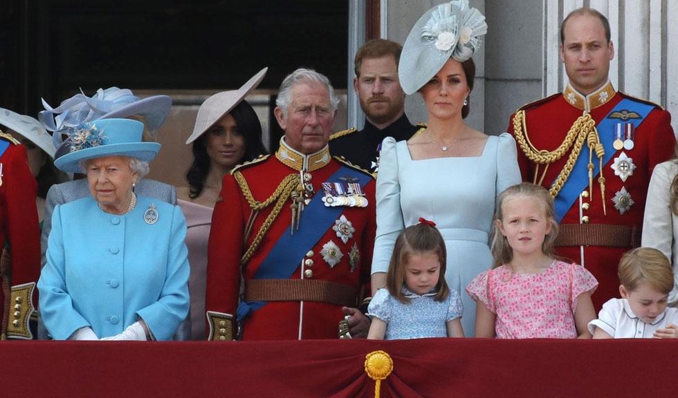 Familia regală susține răspunsul Prințului William la acuzațiile de rasism lansate de Harry și Meghan