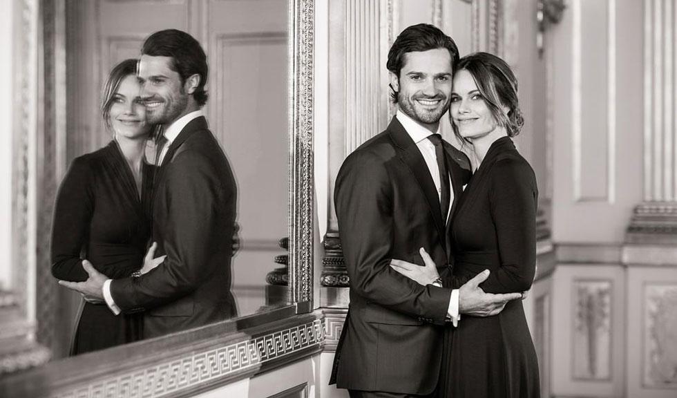 Prințul Carl Philip și Prințesa Sofia a Suediei au dezvăluit PRIMA IMAGINE și numele celui de-al treilea copil al lor