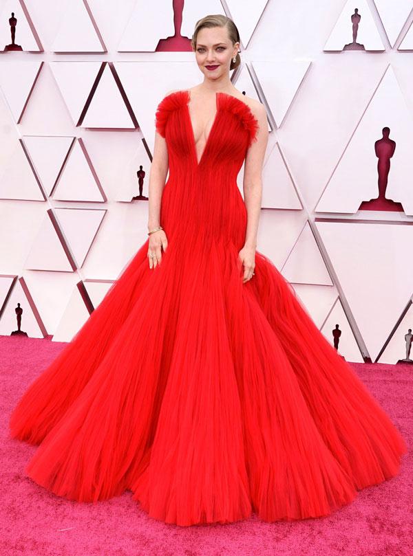 Vedete pe covorul roșu la Premiile Oscar 2021 (GALERIE FOTO I)