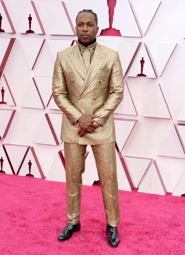 Moda masculină la Premiile Oscar 2021