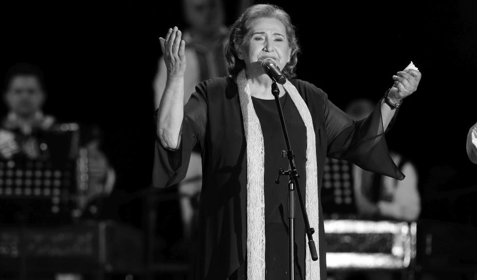 Gabi Luncă a murit. Artista era internată în spital cu COVID-19