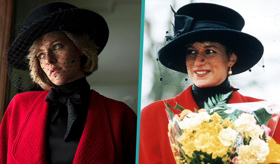Cele mai recente imagini cu Kristen Stewart în rolul Prințesei Diana dezvăluie detalii inedite