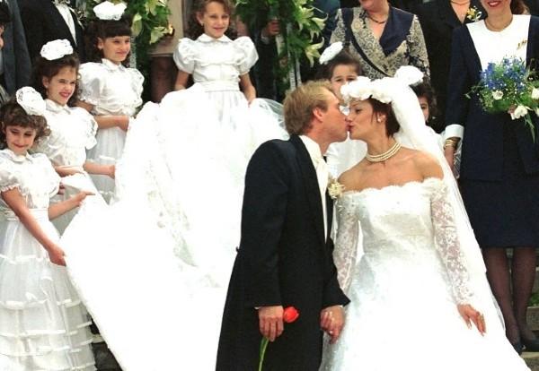 Nadia și Bart Conner au celebrat nunta de argint. Povestea lor de dragoste în imagini