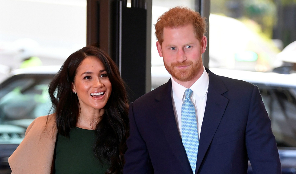 A fost anunțat primul proiect al Prințului Harry și al lui Meghan Markle pentru Netflix
