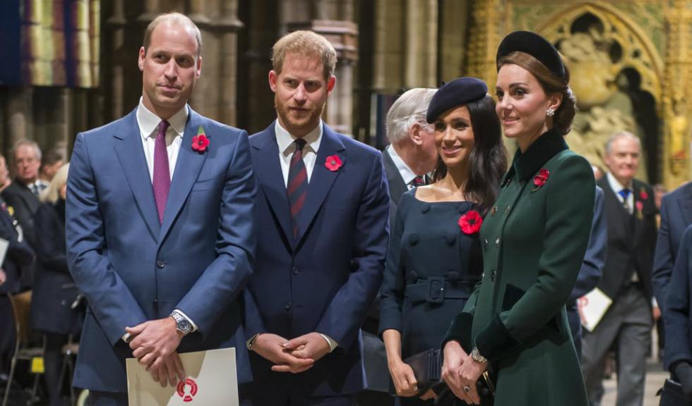 """Prințul William i-ar fi spus Prințului Harry că """"i s-a urcat faima la cap"""" după interviul cu Oprah"""