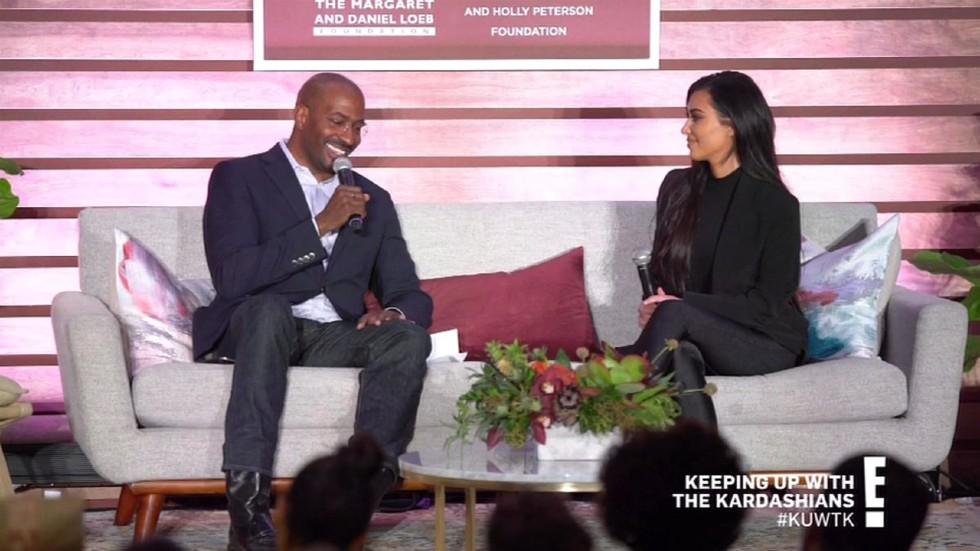 Cine este Van Jones, bărbatul despre care se zvonește că ar fi noul partener al lui Kim Kardashian?